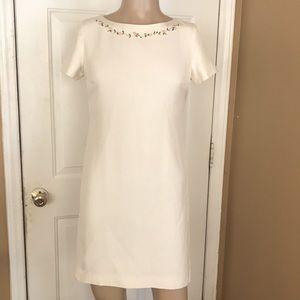 Vintage Talbots silk dress